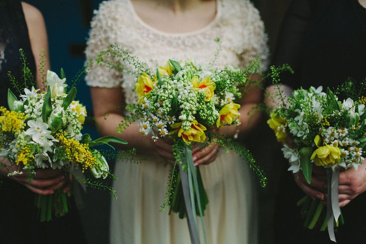 Springtime Edinburgh City Centre Wedding: Will & Rowan