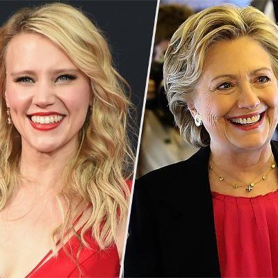 News: Kate McKinnon Cried When Thinking of a Clinton Presidency