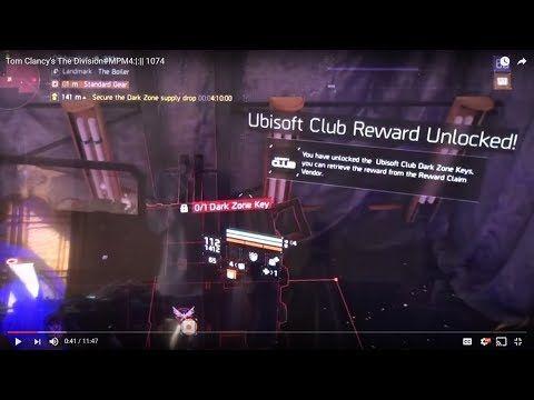 Tom Clancy's The Division#MPM4:|:|| 1074 Ubisoft Reward Unlocked!!