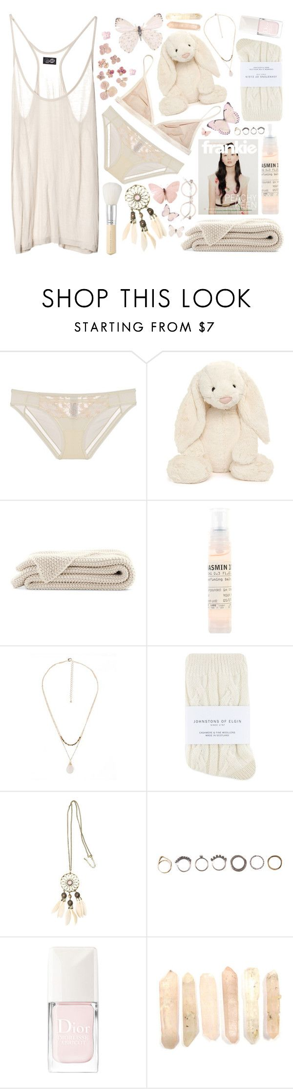 """Outfit 137~Lazy day~READ DESCRIPTION //Tag"" by holass ❤ liked on Polyvore featuring Cheap Monday, Calvin Klein Underwear, Jellycat, Le Labo, MANGO, Johnstons, H&M, Iosselliani, Christian Dior and Bare Escentuals"