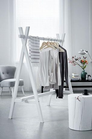 clothes rack, clothing rack, kledingrek, inspiration, ideas, diy