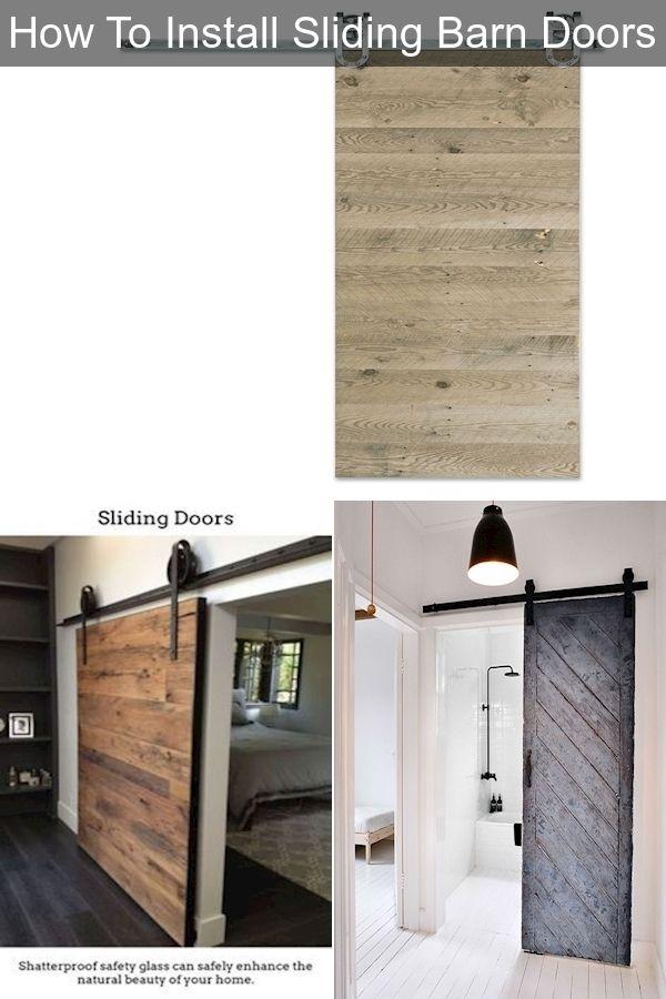 Interior Sliding Glass Doors Dog Door For Sliding Glass Door Stanley Sliding Doors In 2020 Barn Doors Sliding Barn Door Doors