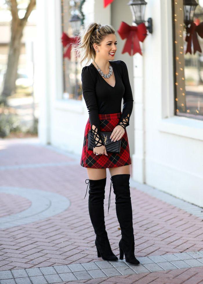 ▷ 1001 + idées pour trouver la meilleure tenue de Noël pour femme