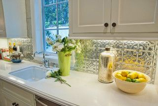 Breezy Brentwood   Traditional   Kitchen   Los Angeles   Jill Wolff  Interior Design, Want This Backsplash!