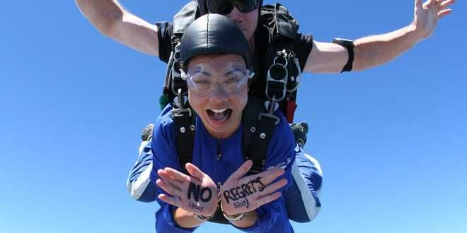 Come and enjoy amazing skydiving under expert's supervision with skydive Taupo deals at Backpacker travel deals. Get yourself captured in camera with whole experience. #skydiveTaupodeals #Tandemskydiving #TaupoBungy