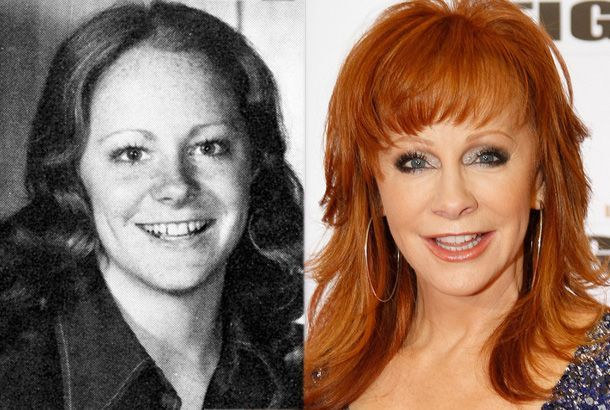 322 best images about then and now on pinterest for How many kids does reba mcentire have