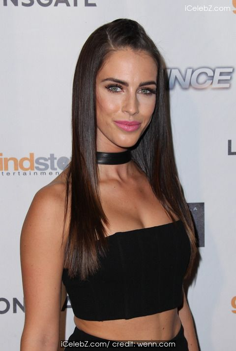 "Jessica Lowndes Special Screening Of Lionsgate Films' ""The Prince"" http://icelebz.com/events/special_screening_of_lionsgate_films_the_prince_/photo3.html"