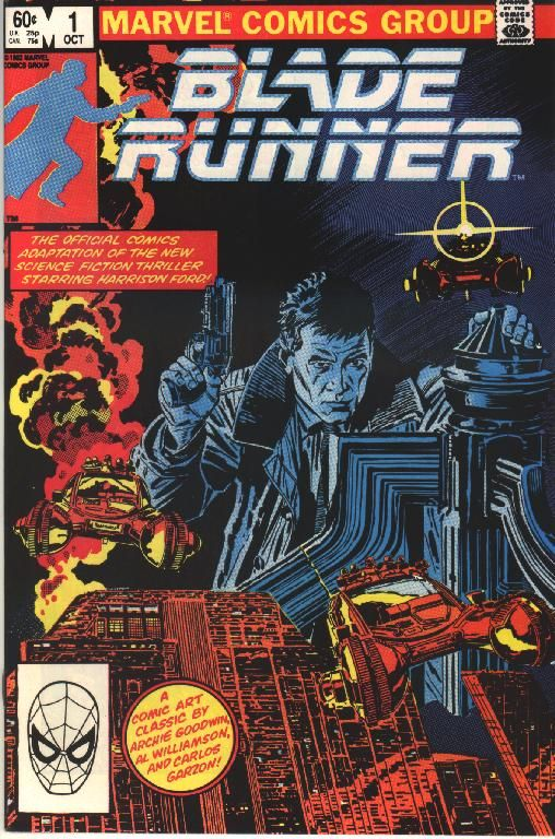 the art of blade runner book