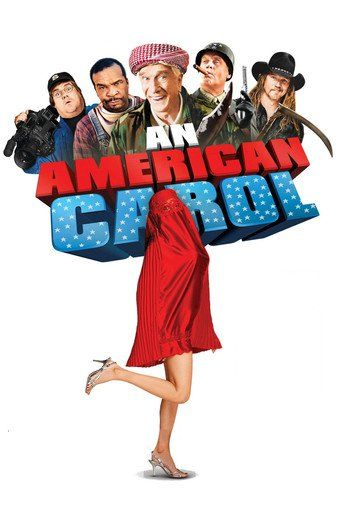 An American Carol (2008) | http://www.getgrandmovies.top/movies/38534-an-american-carol | In An American Carol a cynical, Anti-American Hollywood filmmaker sets out on a crusade to abolish the 4th of July holiday. He is visited by three spirits who take him on a hilarious journey in an attempt to show him the true meaning of America.