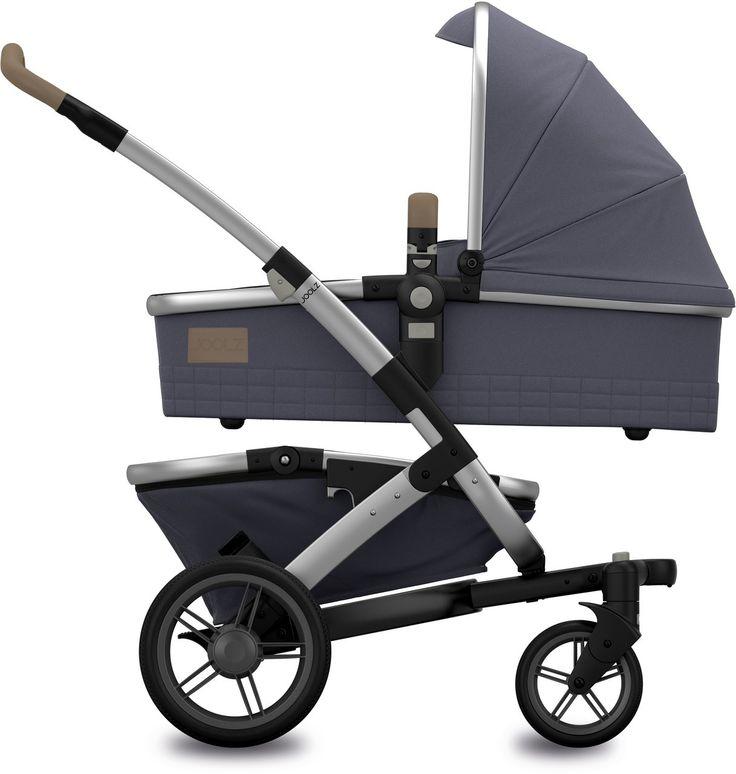 Joolz Geo Quadro Blu Mono Kinderwagen Set S mit Babywanne