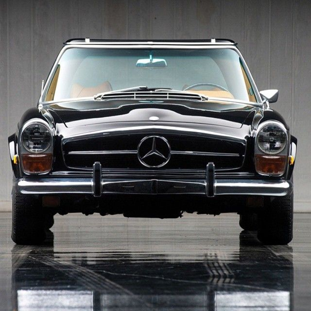 17 Best Images About Classic Mercedes-Benz Cars On