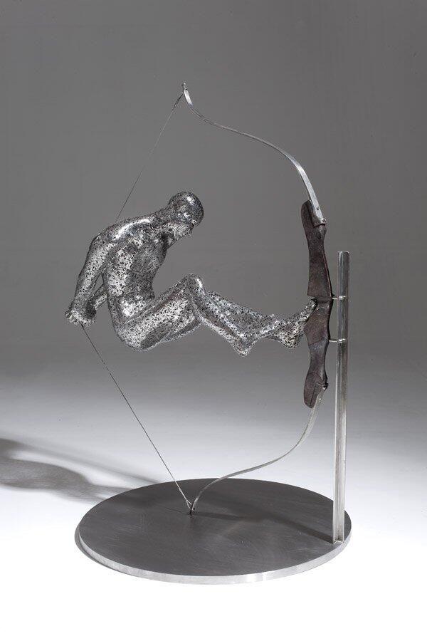 Утончённая форма живописи http://goo.gl/vi4IYA   в скульптурах из 200 000 китайских иероглифов