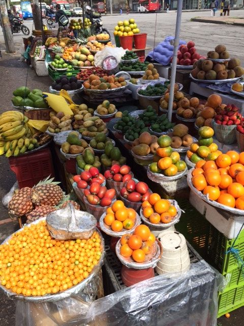 Fruit - everywhere / everday
