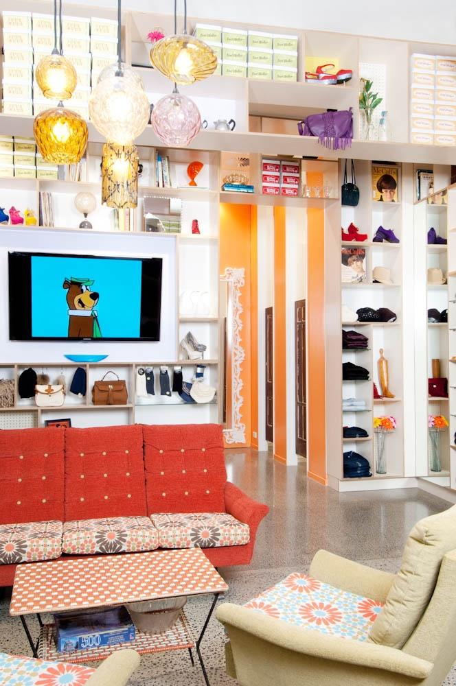 Wild Pair Silvia Park Retail Store In Auckland New Zealand BrandingRetail Interior DesignFuture