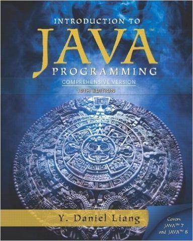 Java Programming Language Book