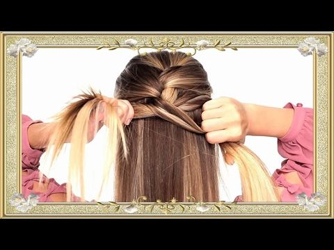 French Braid Hairstyles Photos and Video Tutorials http://www.hairstyleslife.com/french-braid-hairstyles/