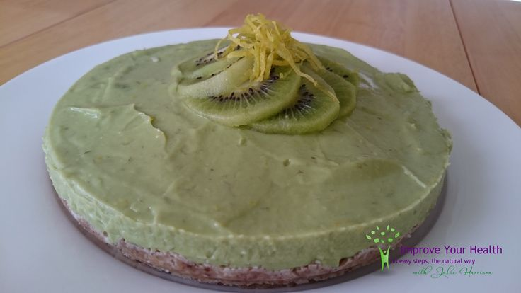 Key Lime Pie, dairy, wheat, gluten, refined sugar, soya and added fat free