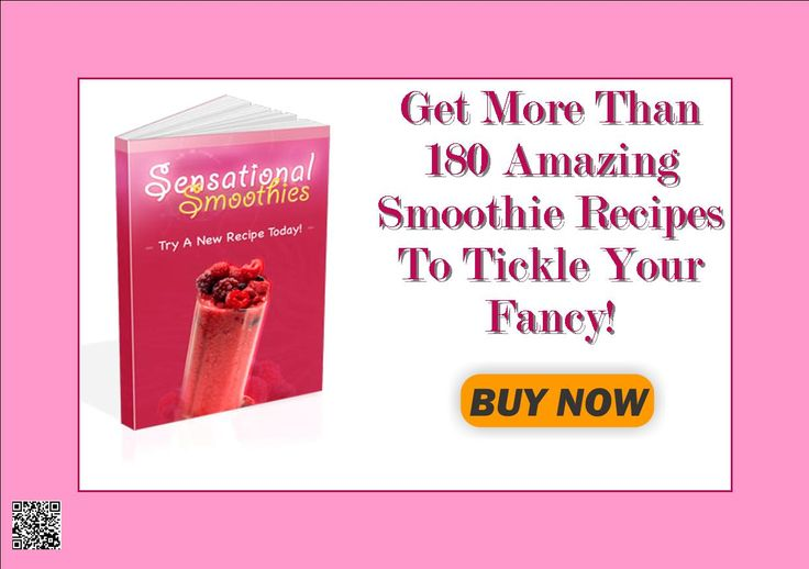 Get More Than 180 Amazing Smoothie Recipes To Tickle Your Fancy! http://f6b7137hsi3o2w5qpl77-kv6c2.hop.clickbank.net/?tid=ATKNP1023