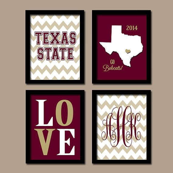 17 of 2017 39 s best texas state university ideas on for Custom t shirts san marcos tx