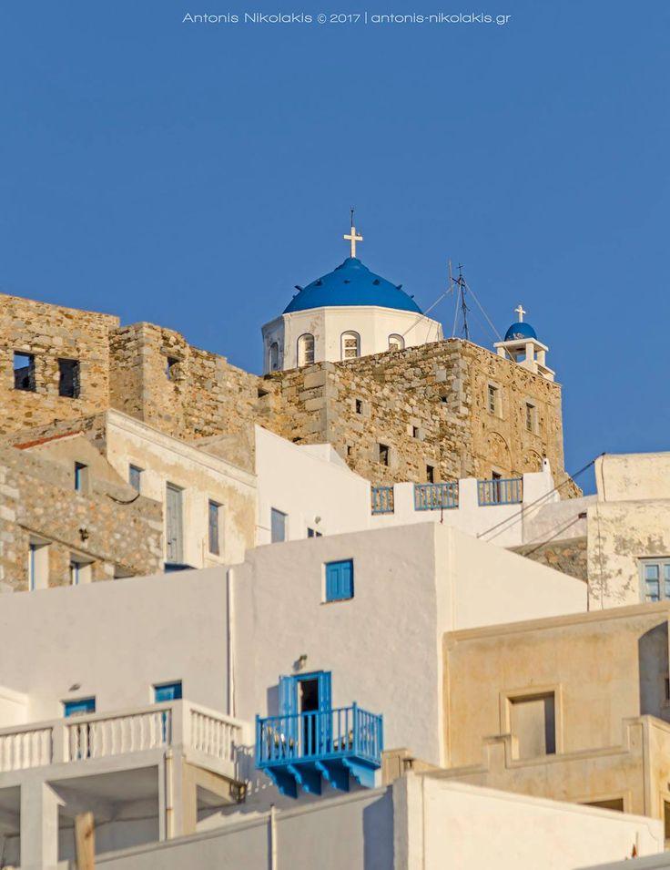 The Venetian Castle of #Astypalaia !  → www.astypalaia-island.gr