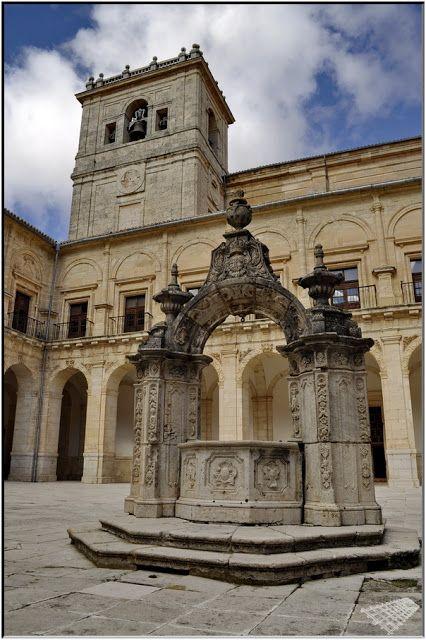 Mis rutas en imágenes: Monasterio de Uclés (Cuenca)