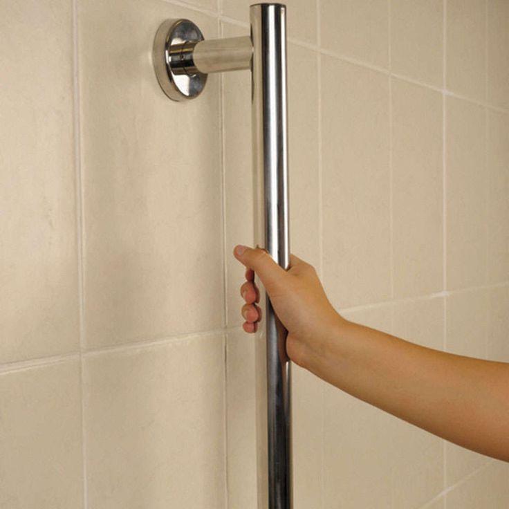 Best 25+ Bathroom grab rails ideas on Pinterest | Toilet roll ...