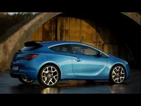 Opel Astra OPC official trailer