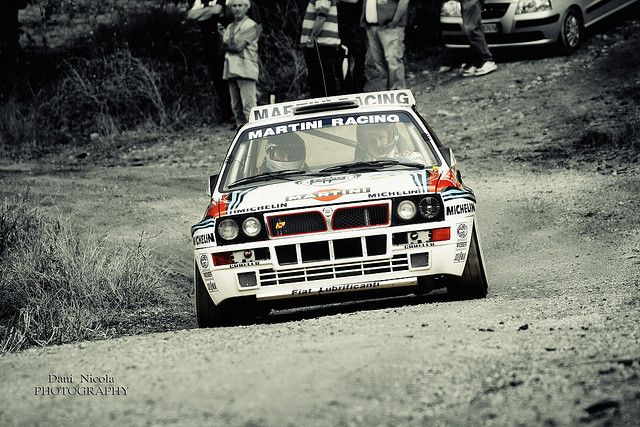 Lancia Delta HF Integrale...one of the best rally cars of all time!