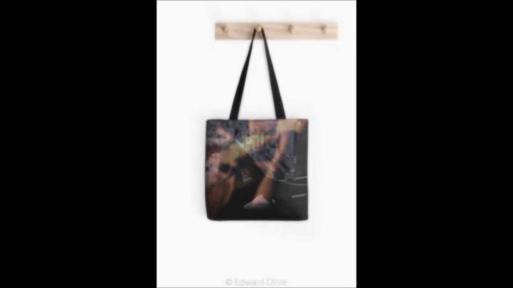 Edward Olive analog photo designs on Redbubble for tote bags handbags