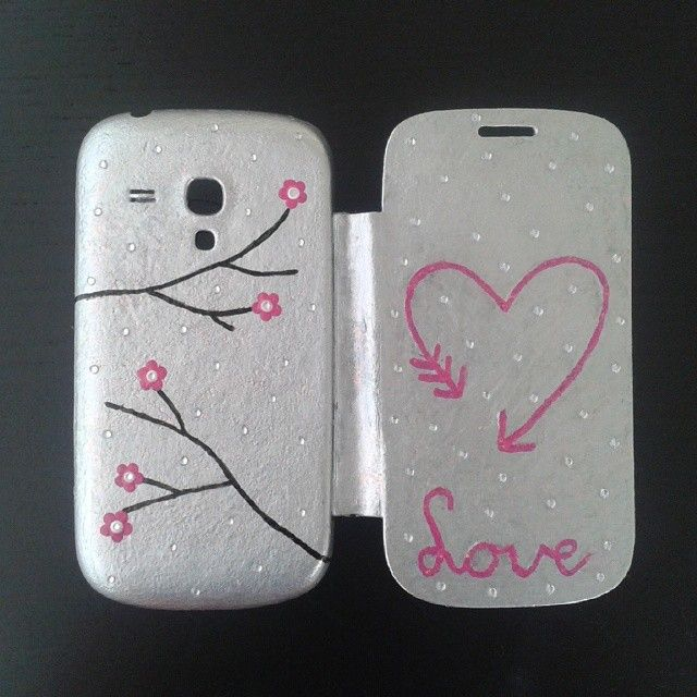 Pimped my old case for the Samsung Galaxy S3