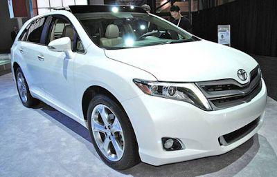 2018 Toyota Venza Design
