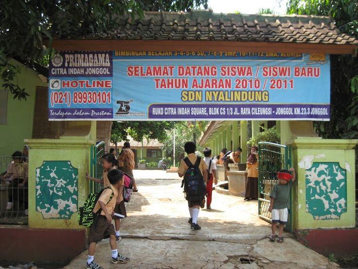 SDN Nyalindung, Desa Mampir, Cileungsi, Kabupaten Bogor - Indonesia