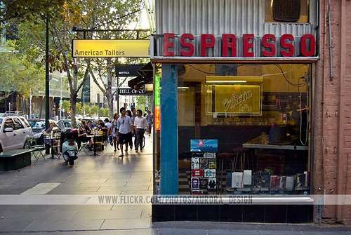 Pelligrini's - Melbourne