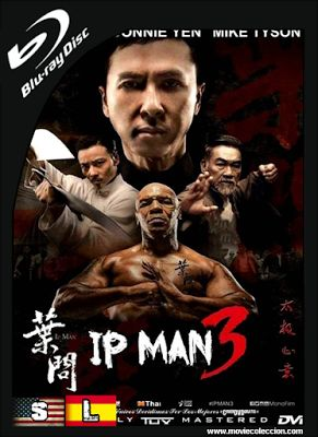 Ip Man 3 2015 1080p HD | Dual Audio