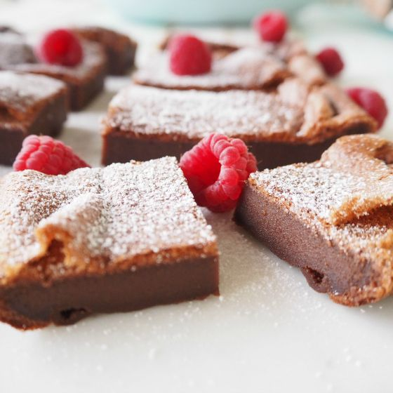 Nutella Brownies   Simply Nigella   Nigella Lawson