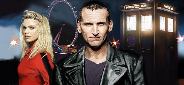E finalmente eu comecei a ver Doctor Who e já posso dizer, com apenas dois capítulos que amei do começo ao fim. Tirando os efeitos especiais, claro!