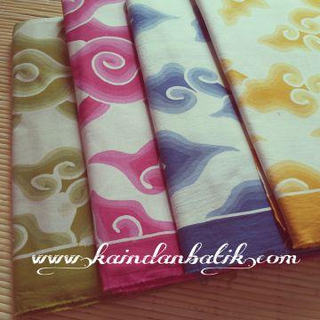 Batik Tulis Mega Mendung with affordable price
