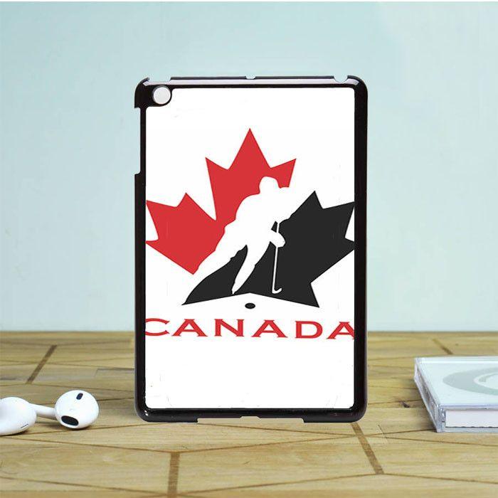 Canada Hockey Logo iPad Mini 2 Case Dewantary