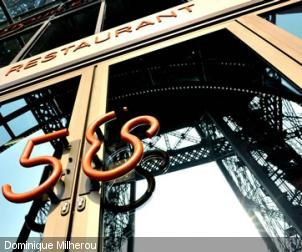 For a uniquely Parisian dinner, halfway between earth and sky, the 58 Eiffel Tower is the restaurant that cannot be ignored.