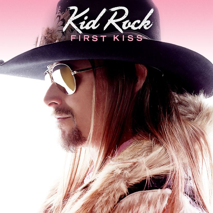 KID ROCK CD SINGLE 3 Songs First Kiss Jesus And Bochephus Wasting Time (Funky Country Version)