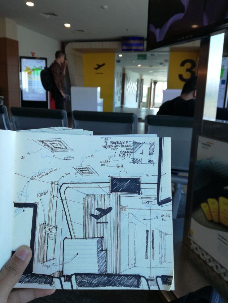 terminal 4 bandara husen sastranegara, bandung