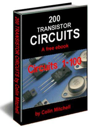 100 Transistor Circuits Book [pdf] | كتب هندسة | Electronic