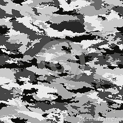 Camouflage military background. Camouflage background - vector illustration. Abstract pattern seamless