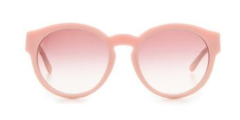 My favorite sunnies shape: Round sunglasses by Stella McCartney