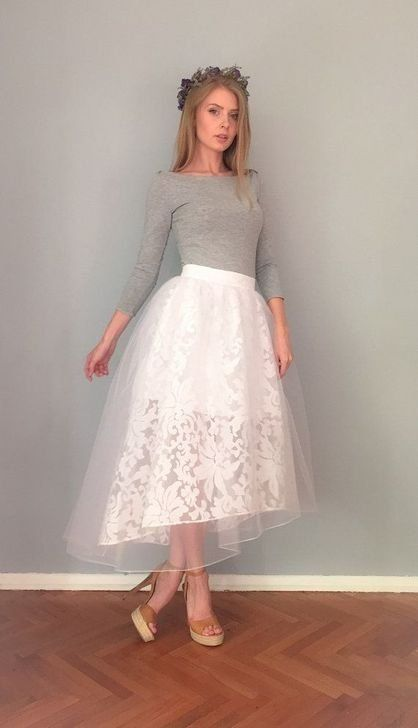 62c5f11a37 99 Pretty Christmas Gowns For Chic Women | Dress to wear | Fashion, Skirt  outfits, Party skirt