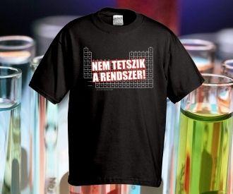 """""""Nem tetszik a rendszer"""" póló rendelhető a Pólóműhelytől: http://polomuhely.hu/termekek/ferfi-polok/nem-tetszik-a-rendszer-polo-rendeles"""