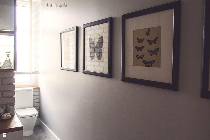 Łazienka styl Skandynawski - zdjęcie od Meblościanka Studio - Łazienka - Styl Skandynawski - Meblościanka Studio