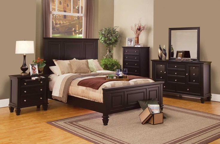 19 best Bedroom images on Pinterest 3/4 beds, Bed furniture and