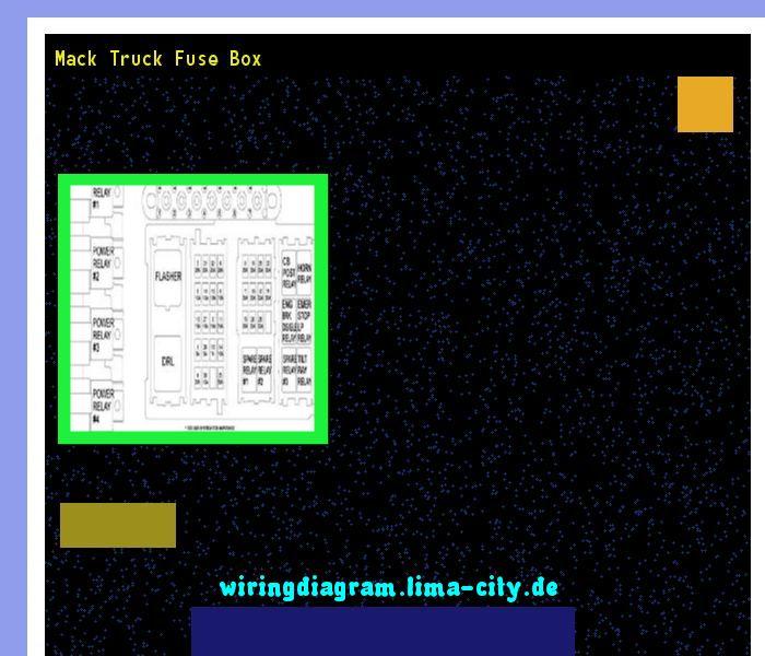 Mack truck fuse box Wiring Diagram 175148 - Amazing Wiring Diagram