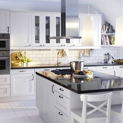 Ikea kitchens kitchen countertops and flooring oh my for Ikea kitchen black friday